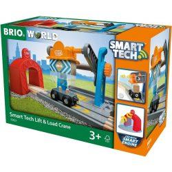 Smart Tech Emelő és rakodó daru Brio