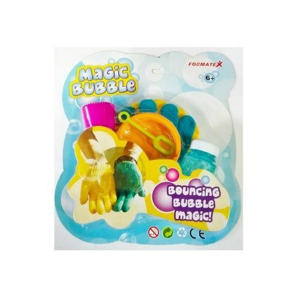 Magic bubble készlet - pink