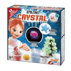 Varázslatos kristály készítő készlet BUKI