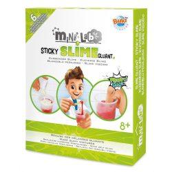 Mini Lab slime készítés BUKI