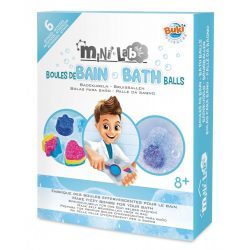 Mini Lab Fürdőgolyó készítés BUKI
