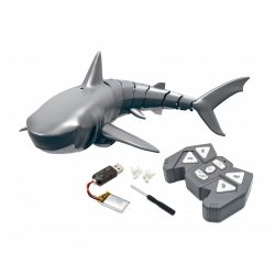 Távirányítós RC cápa BUKI
