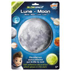 Sötétben világító bolygó - Hold BUKI