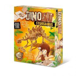 Dinó felfedező készlet T-Rex Stegosaurus BUKI