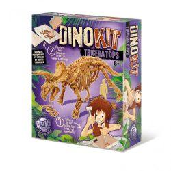 Dínó felfedező készlet Triceratops BUKI