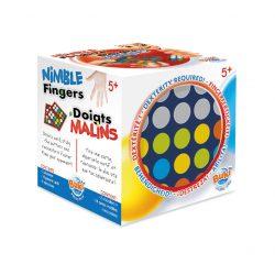 Fejelsztő játék Fürge ujjak -Nimble fingers BUKI