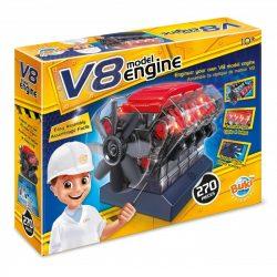 V8 Motor játékmodell BUKI