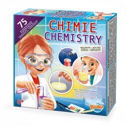 Kémiai labor 75 kísérlet BUKI