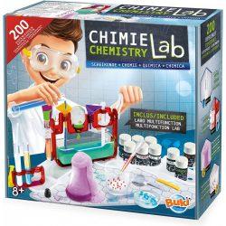Kémiai labor 200 kísérlet BUKI