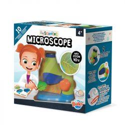 Mini tudomány Mikroszkóp-Mini sciences - Microscope BUKI