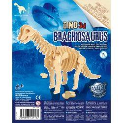 3D dinoszaurusz modellek fából, többféle BUKI