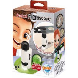 Zsebmikroszkóp BUKI