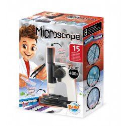 Mikroszkóp 15 kísérlettel BUKI