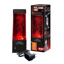 Vulkán dekor lámpa 5 kísérlettel  BUKI