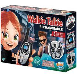 Walkie Talkie tölthető akkumulátorral BUKI