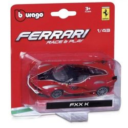 Bburago Ferrari versenyautó 1:43 - többféle