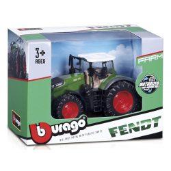 Bburago 10 cm traktor - New Holland/Fendt