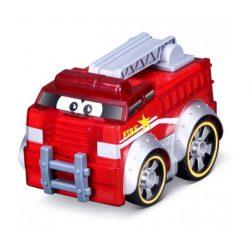 Bburago Jr. - világító tűzoltó autó