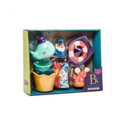 B.Toys, Babalátogató játékcsomag - Fürdő