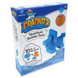 Mad Mattr Quantum Builder kockagyár ajándékdoboz kék