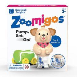 Zoomigos - kézügyesség fejlesztő kutyus járgányban Learning Resources