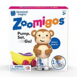 Zoomigos - kézügyesség fejlesztő majom járgányban Learning Resources