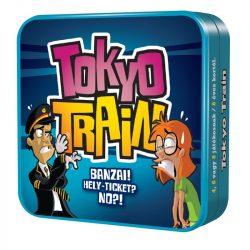 Coctail games Tokyo Train