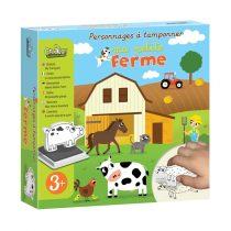 Mese Nyomdakészlet- Farm-Ma Petite Ferme
