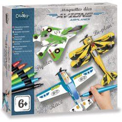 Makettkészítő-Repülők CreaLign