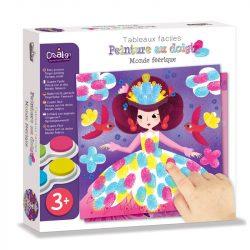 Ujjfestés-Hercegnők CreaLign