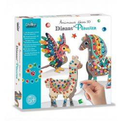 3D Modellkészítés-Csillogó állatok Crealign