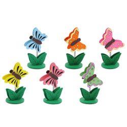 Facsipeszes pillangó 12cm