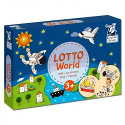 Fejlesztő lottó játék, A mi világunk Captain Smart