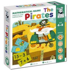 Fejlesztő játék, Kalózok- Tanulj meg kivonni és összeadni! Captain Smart