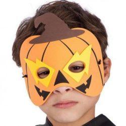 Tök Maszk Gyerekeknek Halloween-ra