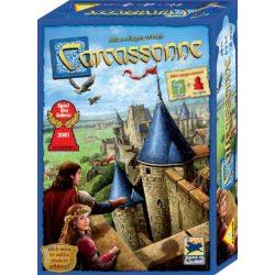 Carcassonne - Plusz Kiegészítés: A folyó + Az apát