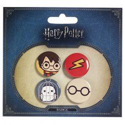 Harry Potter kitűző