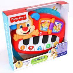 Fisher Price-Tanuló kutyás zongora-
