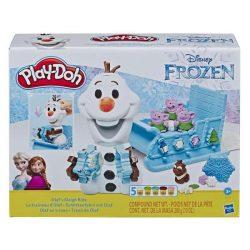 Play-Doh  OLAF SZÁNON SZETT