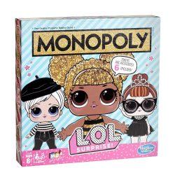 MONOPOLY LOL! (ANGOL)