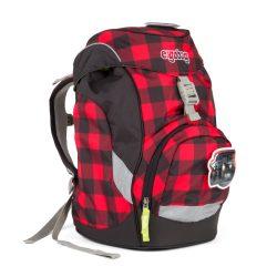 ergobag Prime iskolatáska - hátizsák - LumBEARjack