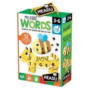 Első szavak angolul HEADU