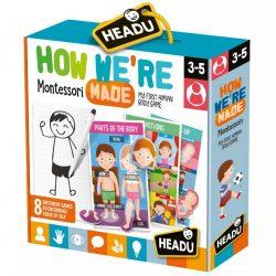 How we are made Headu