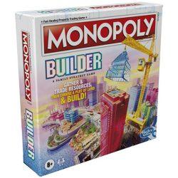Monopoly Builder társasjáték - Hasbro