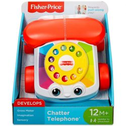 Fisher Price-Fecsegő telefon
