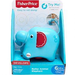 Fisher Price-Gurulós állatkák - ELEFÁNT