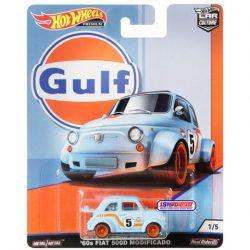 Hot Wheels Autó Cool-túra kisautók FIAT 500D