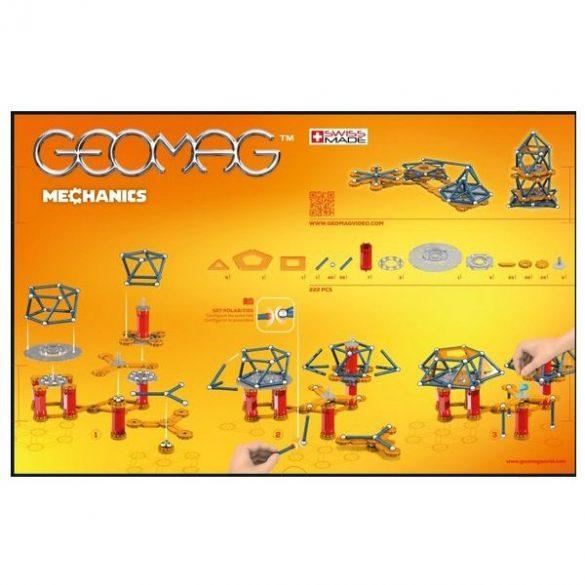GEOMAG MECHANICS 33 DB