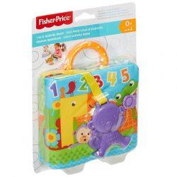 Számoljunk 1-5 kártyák Fisher Price