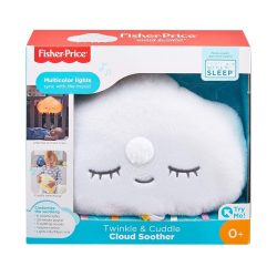 Fisher Price- Édes álmok világító felhőcske